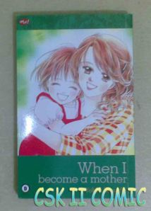 Jual Komik - When I Become A Mother (SOLD)