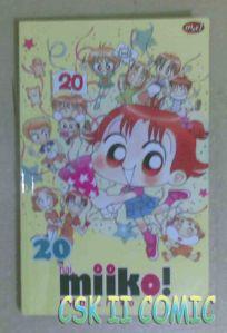 Jual Komik - Hai, Miiko! Vol 20 - SOLD