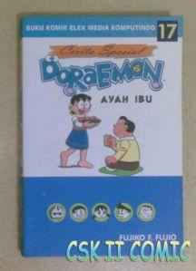 Jual Komik - Doraemon Cerita Spesial Vol 17 : Ayah Ibu (SOLD)