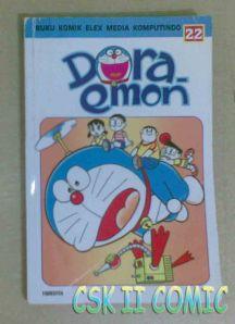 Jual Komik - Doraemon Vol 22 - SOLD